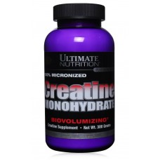 Creatine Monohydrate 300г Ultimate Nutrition