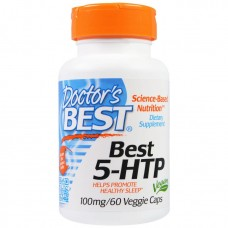 5-HTP 100 mg Doctor's Best, 60 капс.