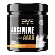 Arginine AAKG, Maxler, 300 г