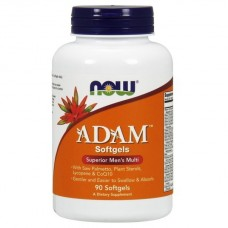 ADAM Superior Men's Multiple Vitamin, 90 капс.
