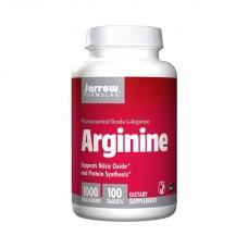 Jarrow Formulas, Аргинин, 1000 мг, 100 таб