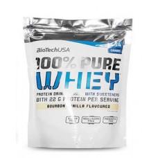 BioTech USA 100% Pure Whey, 454 г