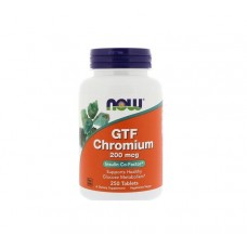 GTF Chromium 200 mcg, 250 табл.