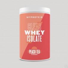 Clear Whey Isolate, Myprotein, 20 порций