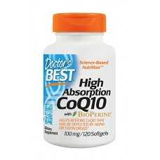 CoQ10 with BioPerine 120 softgels