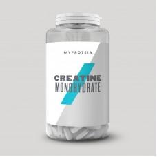 Creatine Monohydrate, Myprotein, 250 табл.
