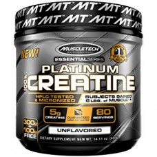 100% Platinum creatine, 400 г