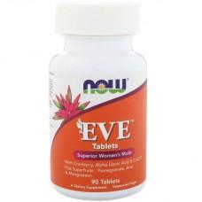 Eve, Superior Women's Multi, 90 таб.