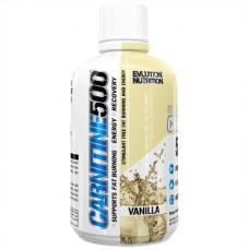 EVLution Nutrition, Carnitine500, 465 мл