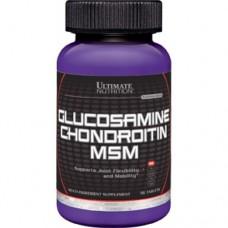 Glucosamine & Chondroitin + MSM 90 таб.