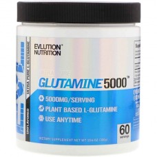 Ultra Pure Glutamine 5000, Unflavored, 300 г