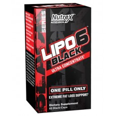 Lipo-6 Black Ultra concentrate 60 капс.