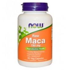 Now Maca 750 mg, 90 капс.