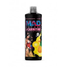 L-Carnitine Concentrate 120000, Mad, 1л
