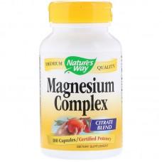 Magnesium Complex Nature's Way, 100 капс.