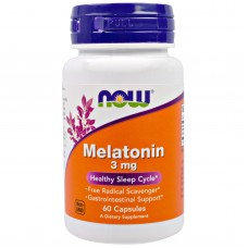Melatonin 3mg 60 капс.