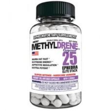 Methyldrene 25 ephedra Elite stack 100 капс.