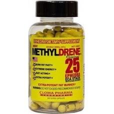 Methyldrene 25 ephedra ECA stack 100 капс.