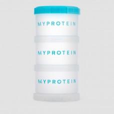 Контейнеры для хранения добавок, Myprotein, 3 шт.