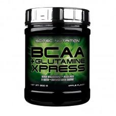 BCAA + GLUTAMINE XPRESS, Scitec Nutrition, 300 г