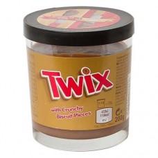 Шоколадная паста Mars/Bounty/Twix/Milky Way, 200 г