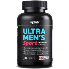 Ultra Men's Sport Multivitamin Formula 180 таб.