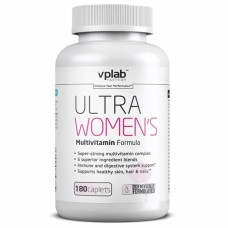 Ultra Women's Multivitamin Formula 180 таб.